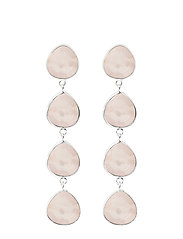 Multi stone earrings - ROSE
