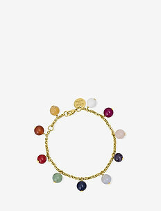 Childhood Bracelet - dainty - gold