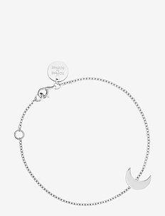Moon bracelet - SILVER