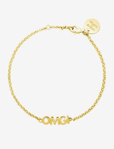 OMG Capital Bracelet - dainty necklaces - gold