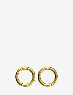 Circle studs - GOLD