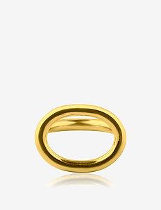 Link ring - bagues - gold