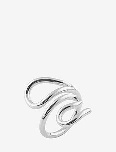 Loopy ring - SILVER