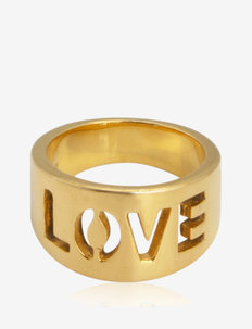 Love Ring - rings - gold