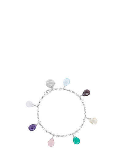 Briolette bracelet - SILVER