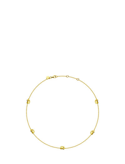 Symbol necklace S - GOLD