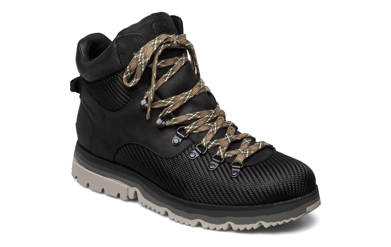 Sorel ATLIS AXE WP - BLACK, COAL