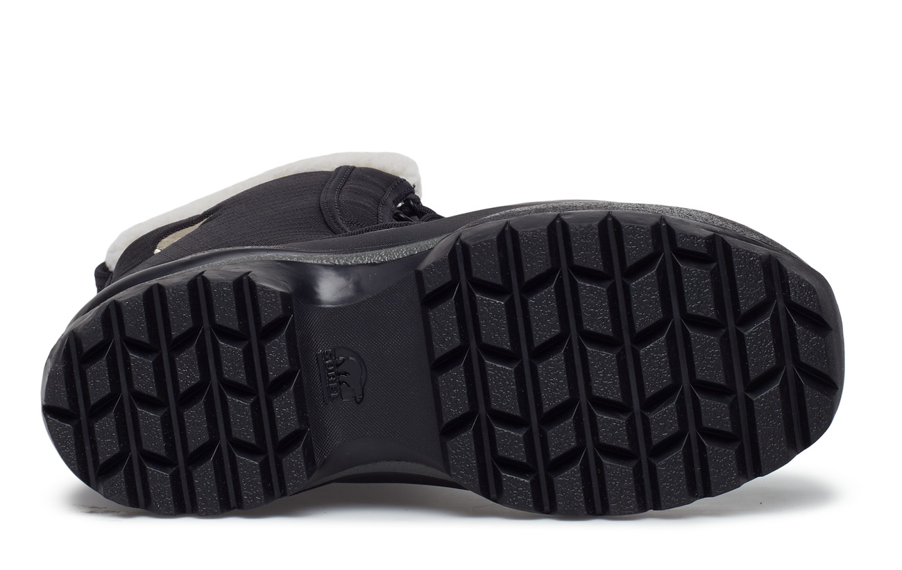 Textile Black Uppe Eva Cumberland Outsole Sorel Synthetic Footbed Thermal Caoutchouc 07vaq