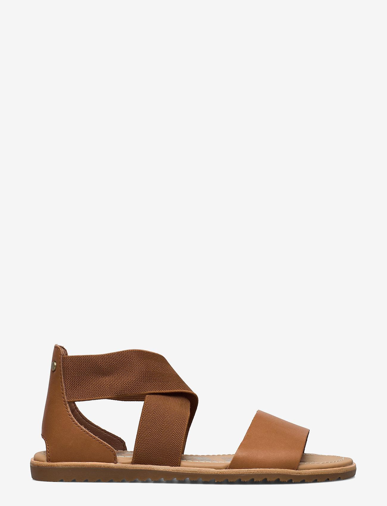 Ella™ Sandal (Camel Brown) (45