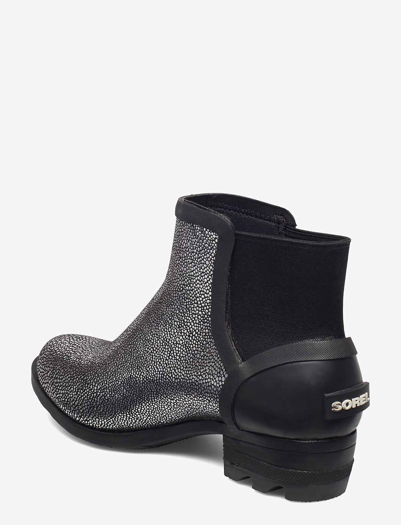 Janey Chelsea- Metallic (Black Pure Silver) (77.99 €) - Sorel zNsbE
