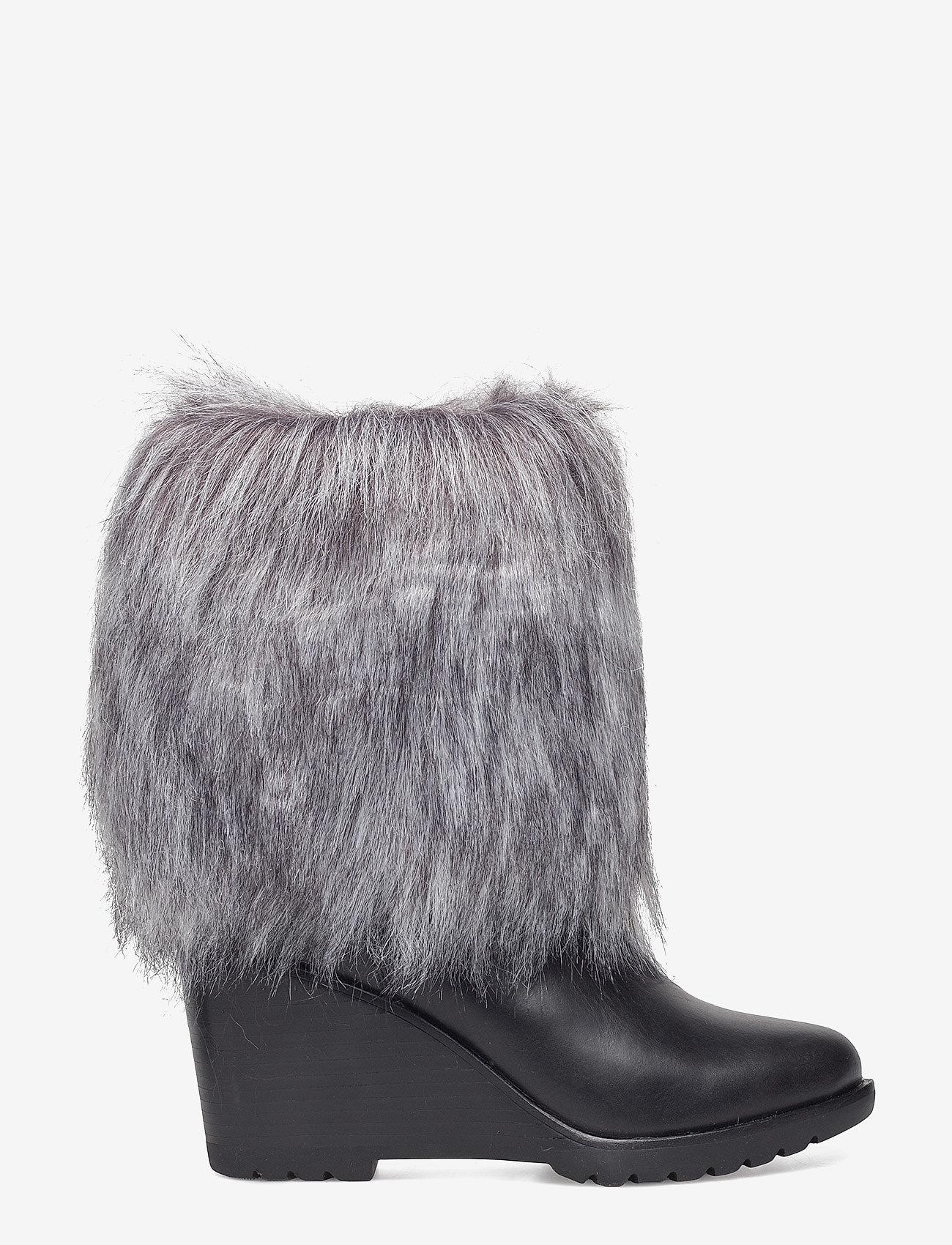 Sorel - PARK CITY SHORT - gevoerde schoenen - black - 1