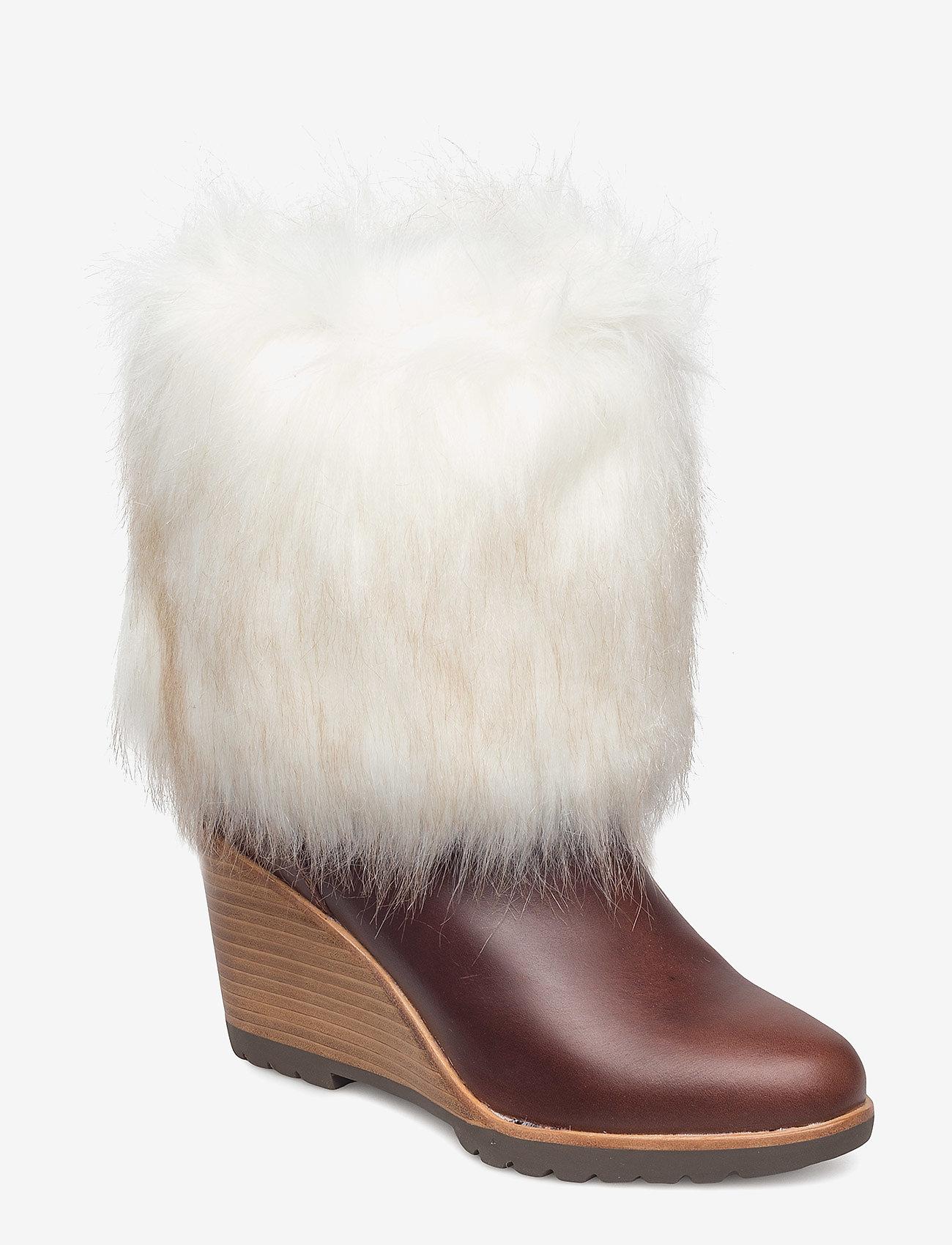 Sorel - PARK CITY SHORT - warm lined boots - elk - 0
