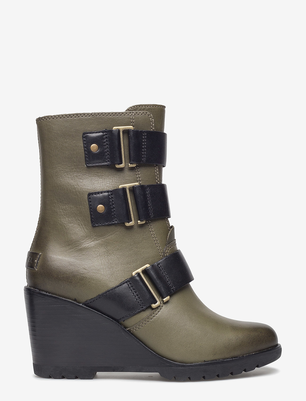 Sorel - AFTER HOURS BOOTIE - talon haut - nori