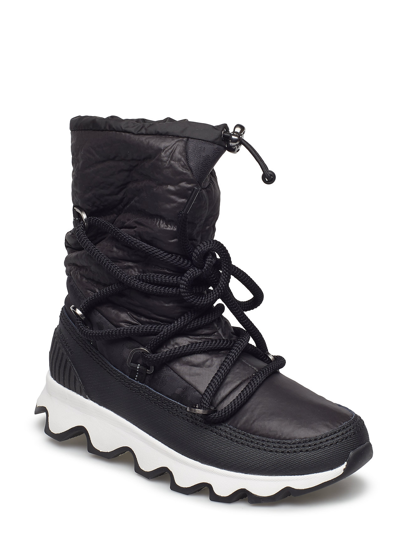 Sorel Kinetic Boot - BLACK, WHITE