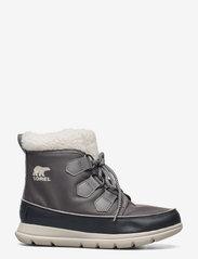 Sorel - SOREL™ EXPLORER CARNIVAL - flat ankle boots - quarry - 1