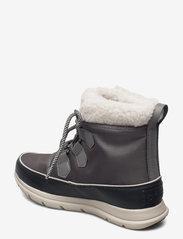 Sorel - SOREL™ EXPLORER CARNIVAL - flat ankle boots - quarry - 2