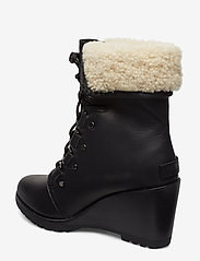 Sorel - AFTER HOURS LACE UP SHEA - heeled ankle boots - black - 2