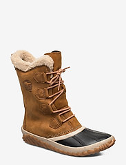 Sorel - OUT N ABOUT PLUS TALL - flat ankle boots - elk - 0