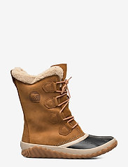 Sorel - OUT N ABOUT PLUS TALL - flat ankle boots - elk - 1