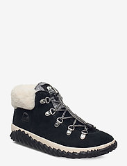 Sorel - YOUTH OUT´N ABOUT CONQUEST - bottes d'hiver - black - 0
