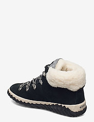 Sorel - YOUTH OUT´N ABOUT CONQUEST - bottes d'hiver - black - 2