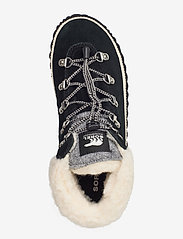 Sorel - YOUTH OUT´N ABOUT CONQUEST - bottes d'hiver - black - 3