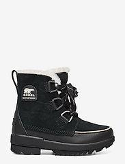 Sorel - TORINO II WP - flat ankle boots - black - 1