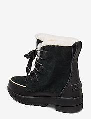 Sorel - TORINO II WP - flat ankle boots - black - 2