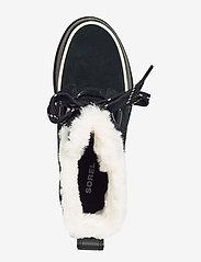 Sorel - TORINO II WP - flat ankle boots - black - 3