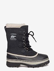 Sorel - CARIBOU™ - pitkävartiset saappaat - black, stone - 1