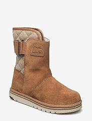 Sorel - NEWBIE - flat ankle boots - elk, british tan - 0