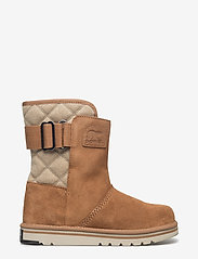 Sorel - NEWBIE - flat ankle boots - elk, british tan - 1