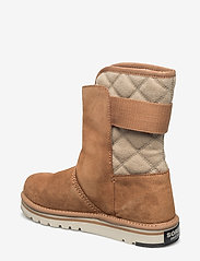 Sorel - NEWBIE - flat ankle boots - elk, british tan - 2