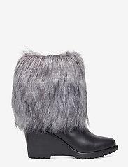 Sorel - PARK CITY SHORT - warm lined boots - black - 1