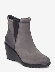 Sorel - AFTER HOURS CHELSEA - ankle boots with heel - quarry - 0