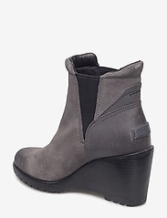 Sorel - AFTER HOURS CHELSEA - ankle boots with heel - quarry - 2