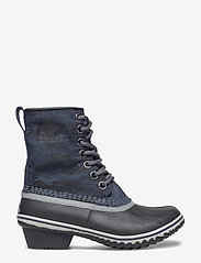 Sorel - SLIMPACK 1964 - flat ankle boots - collegiate navy, black - 1