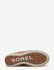 Sorel - SOREL™ EXPLORER JOAN - flat ankle boots - camel brown, ancient fossil - 4