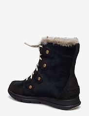Sorel - SOREL™ EXPLORER JOAN - flat ankle boots - black, dark stone - 2