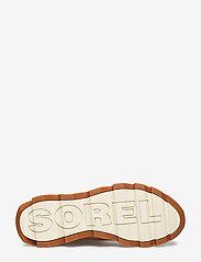 Sorel - KINETIC SHORT - platta ankelboots - camel brown - 4