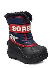 CHILDRENS SNOW COMMANDER - NOCTURNAL, SAIL RED