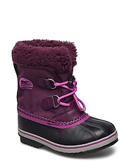 Childrens Yoot Pac Nylon - PURPLE DAHLIA