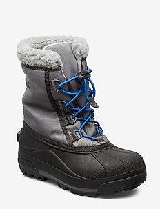 CHILDRENS CUMBERLAND™ - winter boots - quarry, shark