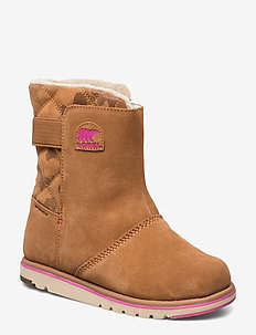 YOUTH RYLEE - bottes d'hiver - elk, pink ice