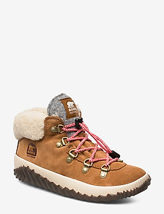 YOUTH OUT´N ABOUT CONQUEST - bottes d'hiver - camel brown, quarry