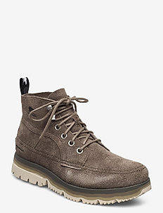 ATLIS™ CHUKKA WP - laced boots - major