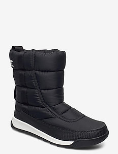YOUTH WHITNEY™ II PUFFY MID - bottes d'hiver - black