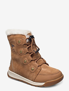 YOUTH WHITNEY™ II SUEDE - bottes d'hiver - elk