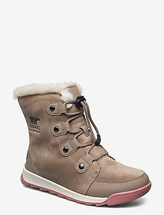 YOUTH WHITNEY™ II SUEDE - bottes d'hiver - khaki ii
