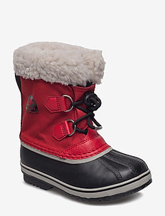 Childrens Yoot Pac Nylon - winter boots - rocket, nocturn